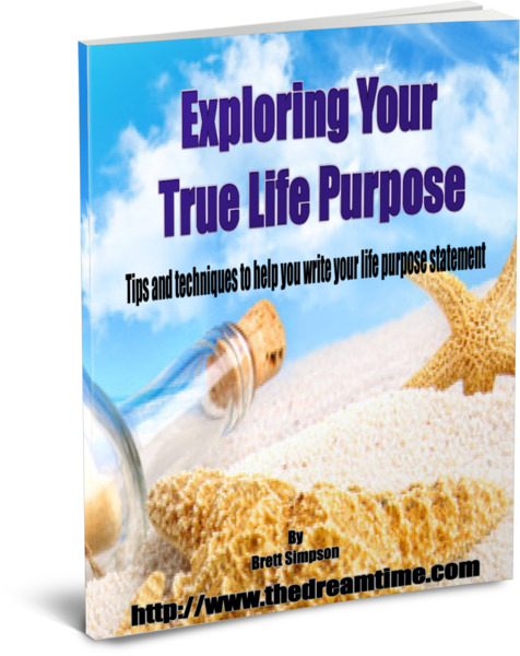 Exploring Your True Life Purpose - book cover