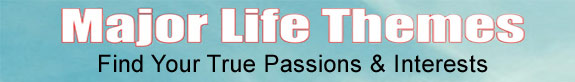 Free Major Life Themes Astrology Reading included...
