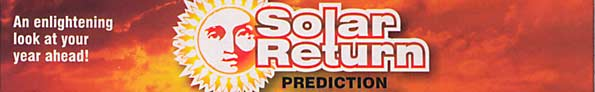 Solar Return Forecast - an Enligthened Look at Your Year Ahead