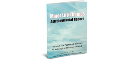 Major Life Themes Astrology Reading