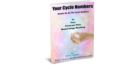 Your Cycle Numbers